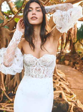 Шикарные свадебные платья 2022
