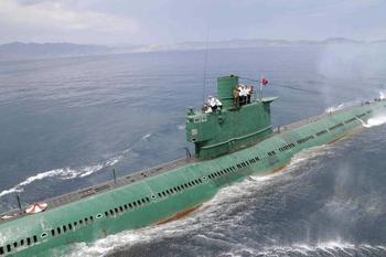 Морской змей, самое опасное оружие Северной Кореи