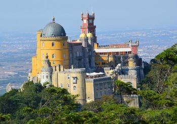 Португалия – страна великих мореплавателей и западная окраина Европы