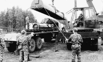 Хлебозаводы и ракеты на полуприцепах: военное применение советских активных автопоездов