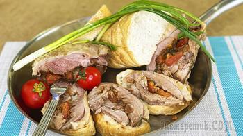 Бутербродная индейка - лучше любой колбасы. Идеальное мясо для бутербродов