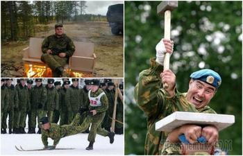 17 уморительных армейских снимков, в которых есть и смех, и слезы