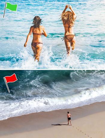 12 правил безопасности, которые работают на любом пляже