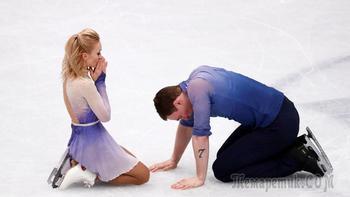 «В конце проката мы поцеловали лед»