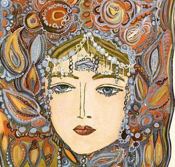 Художник - иллюстратор Тамара Юфа: «Я родом из XIX века»