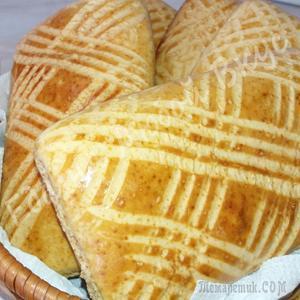 Печенье-пряники с потрясающим вкусом! Мягкие и ароматные, даже через неделю.