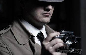 Замаскированные устройства, которые использовали шпионы XX века