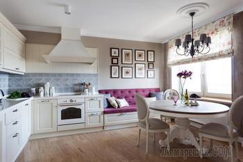 Создание одной квартиры площадью 240 м2 из двух!