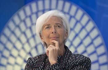 Глава МВФзаявила, чтоУкраина может свести нанетпрогресс поборьбе скоррупцией