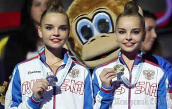 «Лучше быть не может»: как российские гимнастки покорили Европу