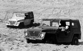 7 малоизвестных советских внедорожников, которые играючи преодолевали грязь и препятствия
