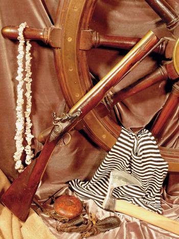Мушкетон: когда и почему ушло в историю любимое оружие моряков и путешественников