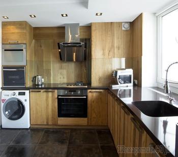 Как разместить спальню, гостиную, кухню на 38 квадратных метрах