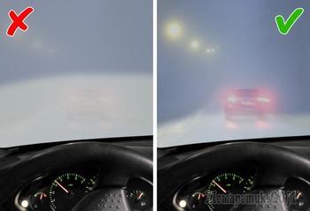 Запомните 7 нюансов ночного вождения, чтобы не подвергать свою жизнь опасности