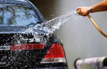 5 распространенных ошибок при мытье автомобиля, которые влетят водителю в копеечку