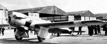 Экспериментальный самолет И.И. Махонина Mak.10 / Mak.101 (Франция)