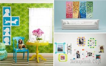 21 предмет декора, который кардинально преобразит стены в доме