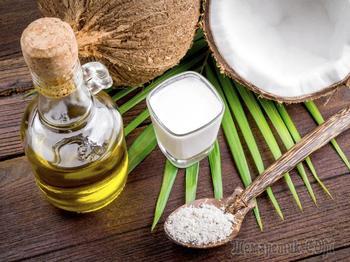 Кокосовое масло - польза и рекомендации по использованию