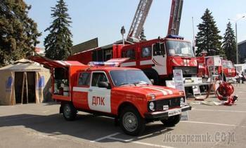 Спасатели, вездеходы, броневики: расширение модельного ряда Lada