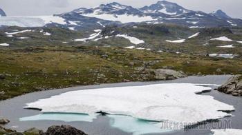 Самые странные вещи, которые были найдены во льду