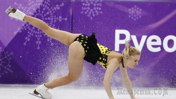 Фигурный провал: Тарасова упала без медали