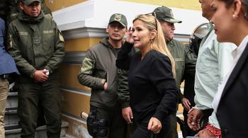 «Коварный удар»: Аньес стала главой Боливии