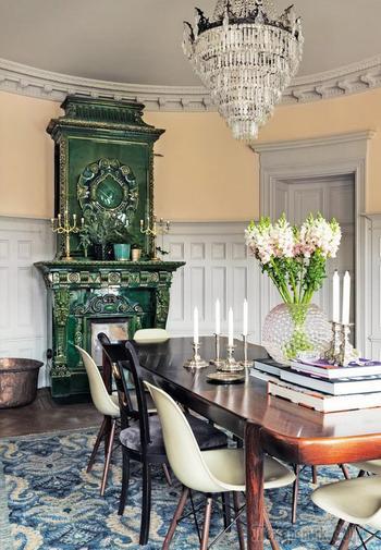 Гармоничный дизайн интерьера квартиры в пастельных тонах