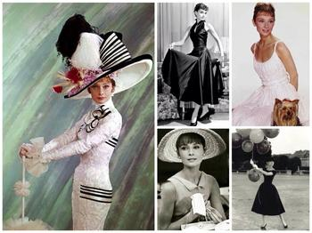 Стиль Одри Хепберн – естественная красота всегда в моде