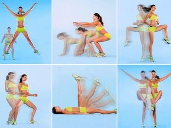6 лучших упражнений для тех, кто вечно спешит
