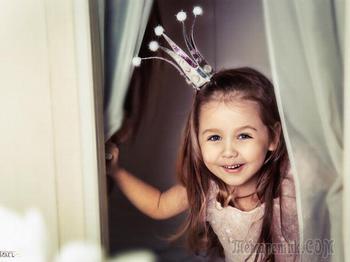 Как сделать детский карнавальный костюм принцессы для девочки