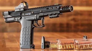 Перспективный армейский пистолет на базе концепции PDW