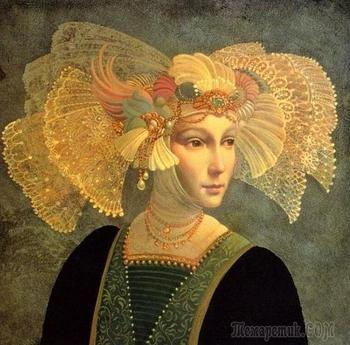 Образ Лорелеи из немецкой легенды в искусстве