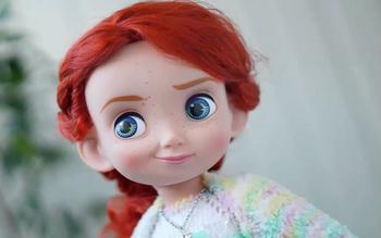 Как сшить красивую текстильную куклу своими руками