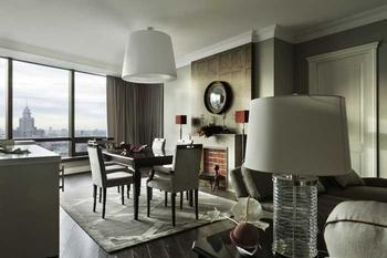 Великолепная квартира с панорамными видами в Москве