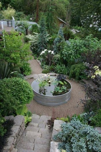 Интересные идеи для оформления вашего сада
