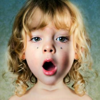 Невероятно красивые детские фотографии