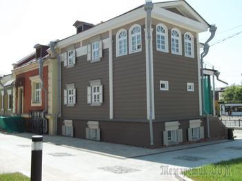 Иркутск. Памятники деревянного зодчества 3