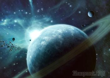 Факты о планете Уран, которые будут интересны не только поклонникам астрономии