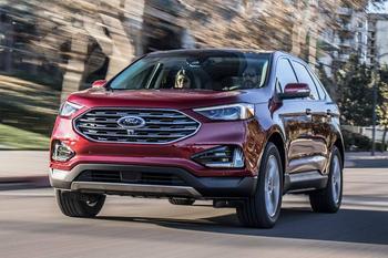 Ford Edge 2019 – обновление и новая версия ST
