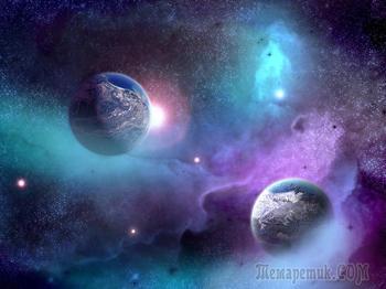 Удивительные галактические явления