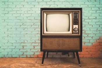 Что связывает старый советский телеящик и... теорию Большого взрыва?