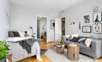 Мало не значит плохо: 20 потрясающих небольших квартир