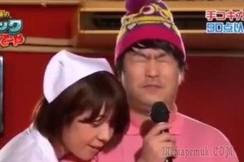 Японское шоу которое вызовет у вас ШОК 18+