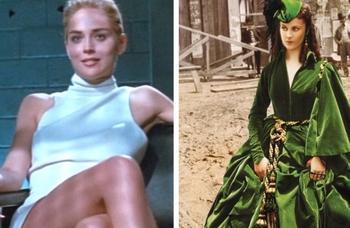 13 платьев, которые сыграли в кино свои знаменитые роли