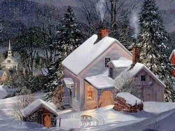Защитные обряды декабря для защиты дома от врагов и неприятностей на всю зиму