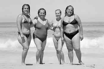 Ваш тип отложения жиров и как с этим бороться