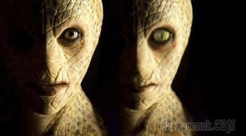 Все что вы не знали или хотели знать о Рептилойдах