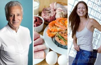 Диета Пьера Дюкана — эффективный и безвредный метод уменьшить вес