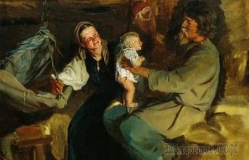 Как в старину на Руси мужчины участвовали в родах и какие суеверия и традиции были с этим связаны