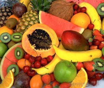 Какие фрукты повышают гемоглобин: список, положительное влияние